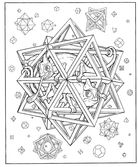 Coloring Page 3d by 17 Images About Coloring Blank Pages On