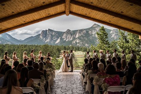 real colorado wedding   estes park, CO   Jeff Jewels