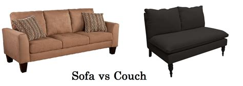 difference between and sofa or sofa difference brokeasshome com