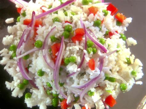 cold salad recipes cold rice salad recipe d arabian food network