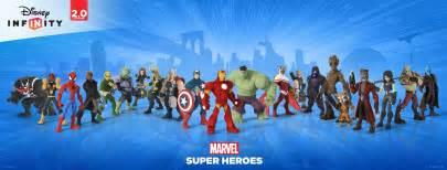 Disney Infinity 2 0 All Characters Disney Infinity 2 0 Marvel Heroes Geht Heute An