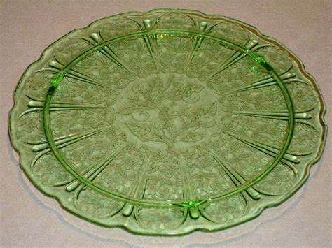 depression glass colors green depression glass depression glass antiques