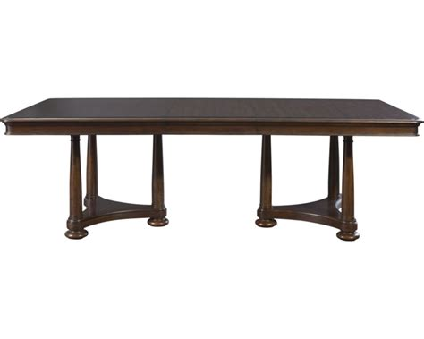 dining room tables rectangular rectangular dining table thomasville furniture