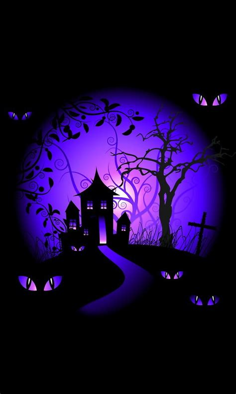 halloween themes for my phone free halloween night jpg phone wallpaper by twifranny