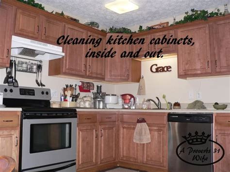 Kitchen Cabinets 101 Cleaning And Organizing Kitchen Cabinets 101 A Proverbs 31