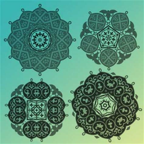 islamic pattern brush for photoshop 10 awesome arabic letter and ornaments photoshop brushes