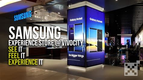 E Samsung Store by Samsung Experience Store Xavier Lum