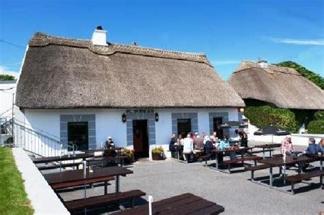 Restaurant Cottage Morans Oyster Cottage Kilcolgan Restaurant Reviews
