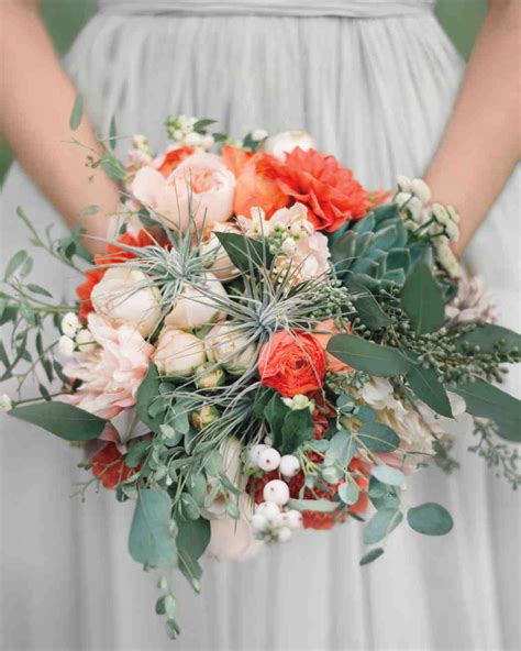 Wedding Bouquet Classes by 24 Succulent Wedding Bouquets Martha Stewart Weddings
