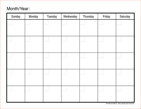printable weekly calendar template free printable weekly calendar