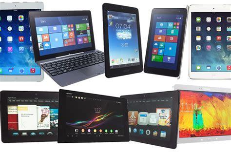 Tablet Terbaik 10 tablet terbaik 2015 dimensidata