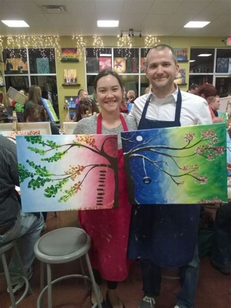 paint drink and be merry date cincinnati