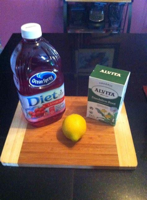 Jillian Micheals Detox Juice by Jillian Detox Drink Recipe 5 7 Lbs Of