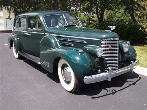 1938 Cadillac V16 For Sale 1938 Cadillac Series 90 V16 Fleetwood 7 Passenger Sedan
