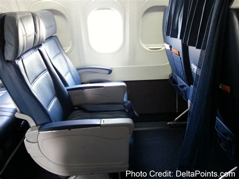 comfort seats delta front row economy comfort delta 717 200 delta points blog