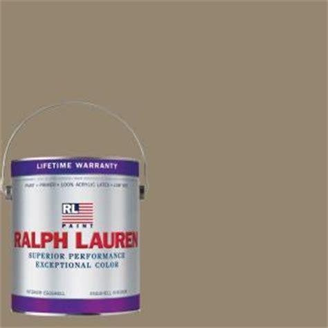 ralph 1 gal burlap eggshell interior paint rl1238e the home depot