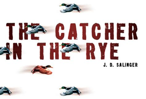 catcher in the rye theme self discovery thecatcherintherye112cnhs literary elements