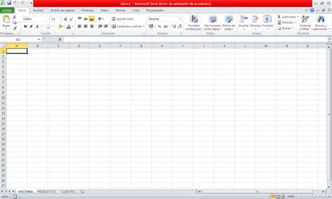 tutorial en excel inform 193 tica dcb tutorial como hacer una factura en excel