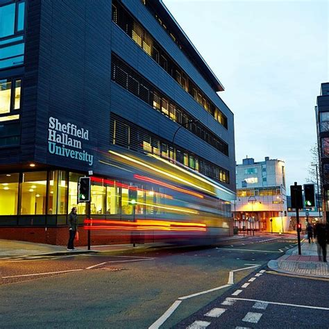 Sheffield Hallam Mba Entry Requirements by Sheffield Hallam Specialitati Si Informatii