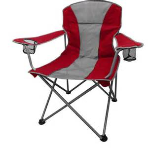 Walmart Folding Chairs Ozark Trail Folding Arm Chair Wine Red Walmart Com