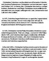 Christopher Columbus Or Villain Essay by Is Christopher Columbus A Or A Villain Essay Writefiction581 Web Fc2