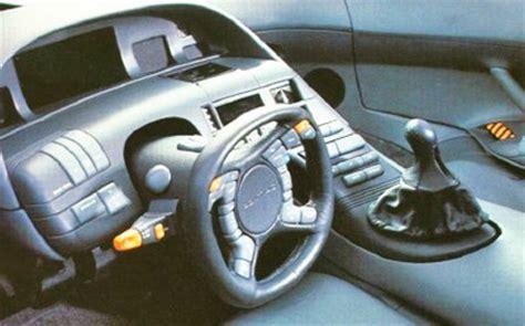 Ugliest Car Interiors by 10 Strangest Car Dashboards Car Dashboard Oddee