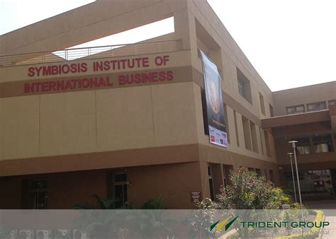 Trident International Mba by Symbiosis Institute Of International Business Pune