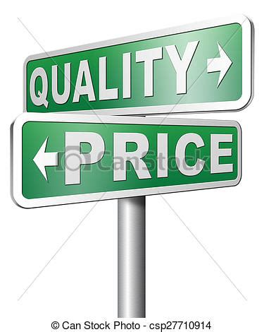 doodle free vs premium clipart of quality versus product price price quality