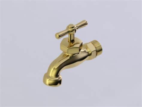 Bib Faucet by 3d Bib Faucet Model