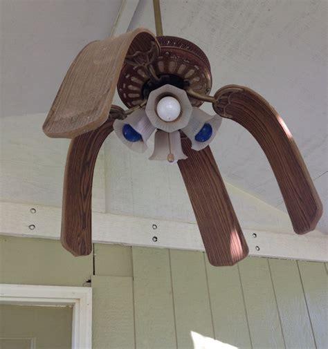 ceiling fan blades drooping professor mungleton january 2016