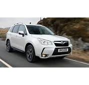 Subaru Forester Review  Top Gear