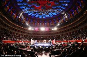 Alexander Palace Floor Plan by Billy Joe Saunders Beats Tony Hill At Royal Albert Hall