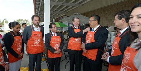 abren nueva tienda de home depot en morelia generar 225 100