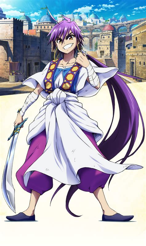 adventure of sinbad anime magazine quot magi adventure of sinbad quot prequel