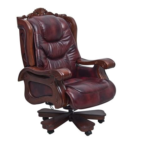 High End Luxury Swivel Office Chair Foh A01 Foh Luxury