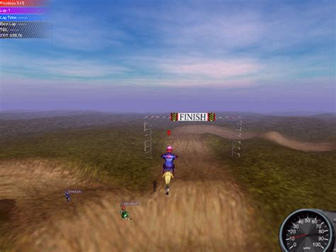 motocross madness 1 motocross madness windows screen 3 image mod db