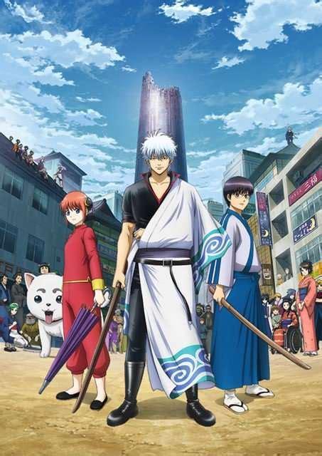 anime terbaru bulan juli 2017 januari 2018 lakon silver soul siap hadir di anime