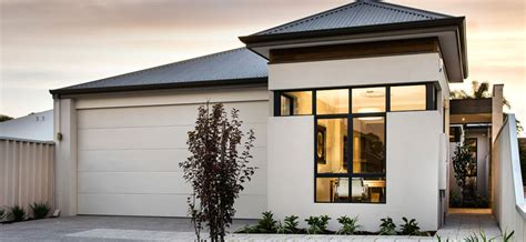 perth s best home designs for narrow lots plunkett homes