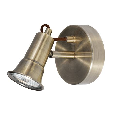 traditional lights traditional antique brass wall spot light adjustable