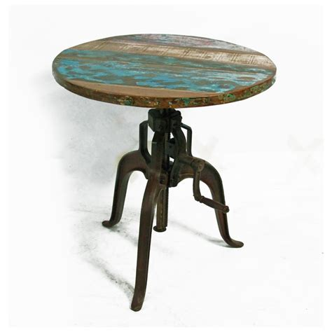 HomeOfficeDecoration   Rustic wood dining table base