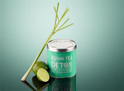 Lemongrass Green Tea Detox Blend by Detox Tea From Kusmi Momtrendsmomtrends