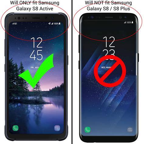S Line Carbon Tpu Cover For Samsung S8 Plus Hitam samsung galaxy s8 active arc series hybrid phone