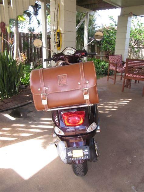 Vespa Luggage Ride On modern vespa luggage idea