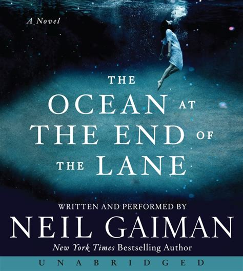 the neil gaiman audio a bookworm s world the ocean at the end of the lane