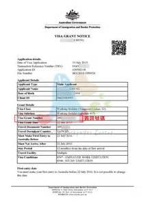 Visa Grant Letter 澳洲打工渡假 澳洲打工渡假簽證申請教學圖文版 2017年07月最新版 澳洲打工渡假遊學第一次就上手 痞客邦 Pixnet