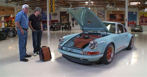 J Leno Singer Porsche by Leno S Garage Features A 1991 Porsche 911 Type