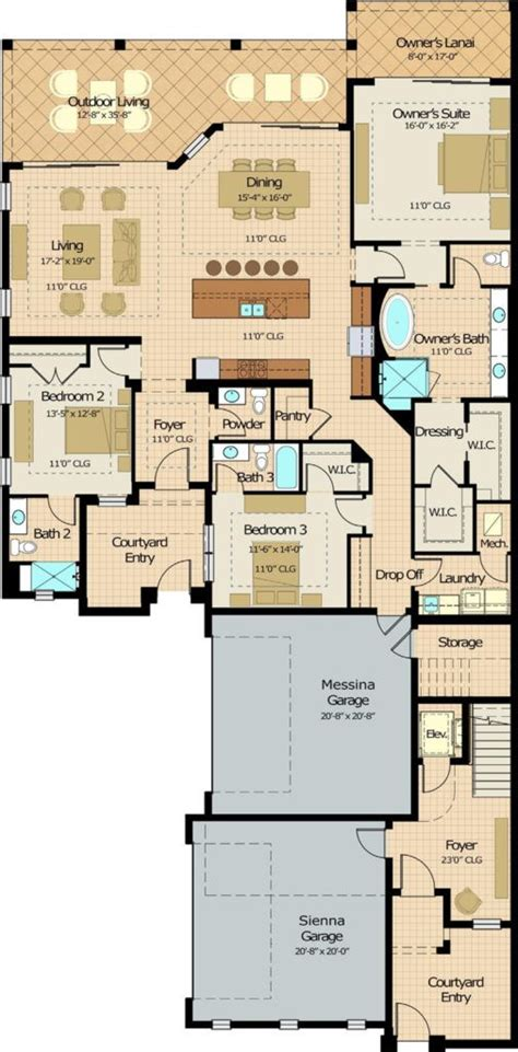 naples floor plan 17 best images about floorplans new construction homes