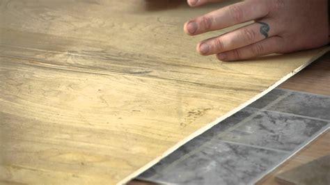 problems placing ceramic over vinyl tile tile help youtube