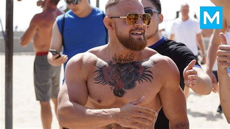 heavyweight conor mcgregor destroys new york prank