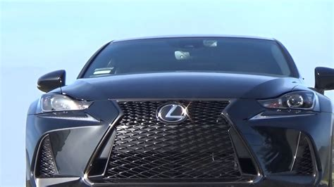 lexus is 300 turbo 2017 on the road 2017 lexus is turbo video roadshow
